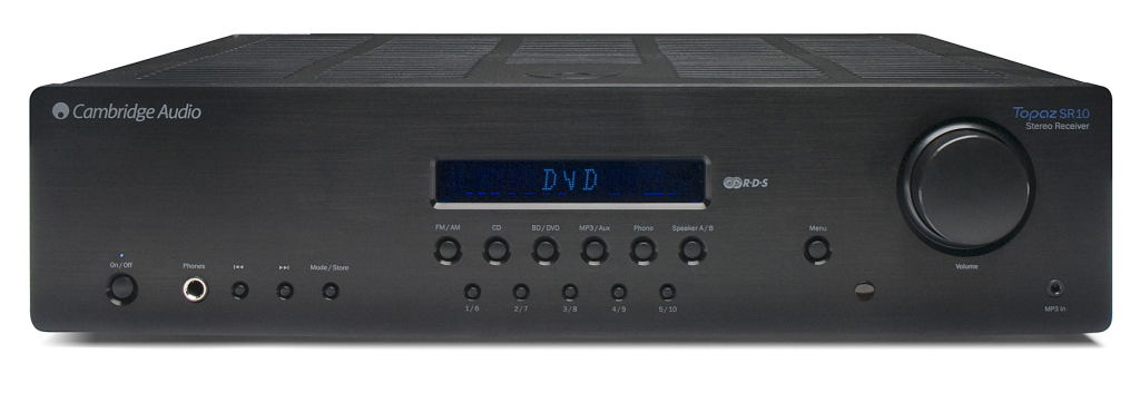 Cambridge Audio SR10 front