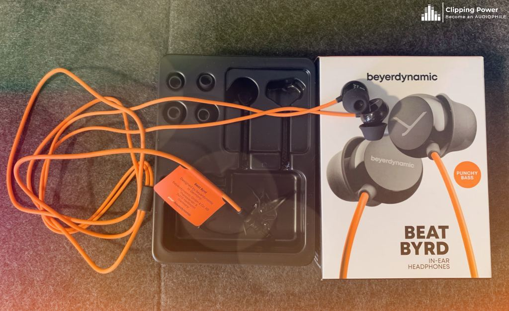 Beyerdynamic Beat BYRD package